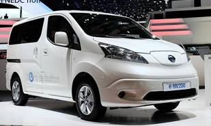 The Nissan e-NV200 Electric Car Appeals to a Wide Range of Drivers
