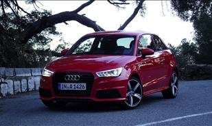 The All-Powerful Audi A1