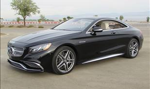 Mercedes-Benz S 65 AMG Coupé Boasts Sportiness with Powerful Performance