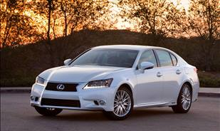 The Technologically Advanced Lexus GS 300h