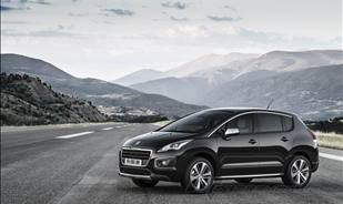 The Distinguished Peugeot 3008