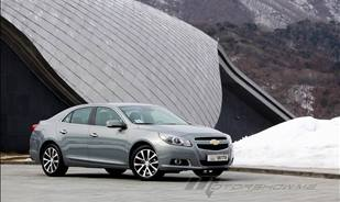 The Refined and Efficient Chevrolet Malibu