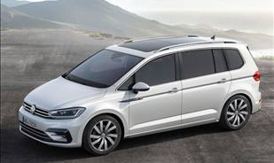 The Brand New Volkswagen Touran Arrives with Sharper Lines
