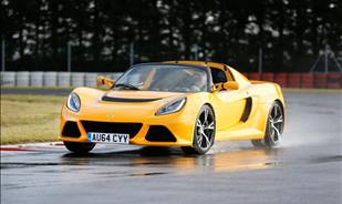The Lotus Exige S Offers Rapid Driving Experience