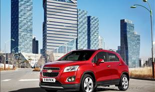 Chevrolet Trax Features Toughness and Capability