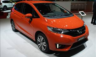 The All-New Honda Jazz