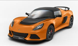 Lotus Adds Lightness to New Exige S Club Racer