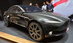 Aston Martin DBX Concept Defies the Conventional
