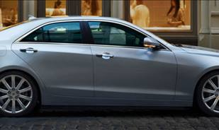 "Built to excite ""The 2015 Cadillac ATS"""