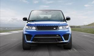 A new, Nürburgring-tuned version of its Range Rover Sport called the SVR