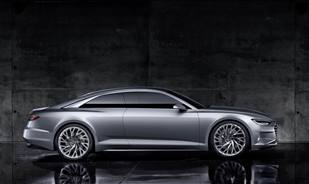 the Audi prologue stands for sportiness