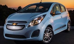 Get to know the 2015 Chevrole Spark