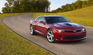 2015 Camaro SS, a bold expression of muscle cars