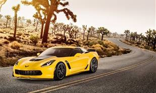 Corvette Z06 ,a thinly veiled road going race car