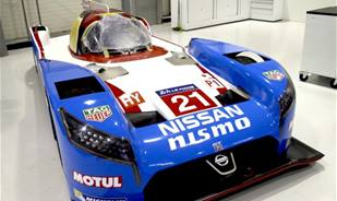 Checkout this Video of the performance of a livery for the No. 21 Le Mans racer