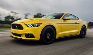 HPE750 Supercharged Mustang passes the 200-mph barrier
