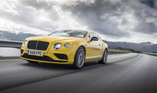 Here she is , the 2016 Bentley Continental GT you are waiting for