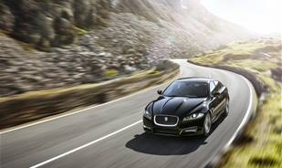 "Jaguar ""R Sport Black """
