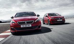 Peugeot has revealed the 308 GTI