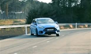Watch all-wheel-drive Focus RS in Video