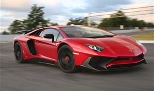 Would you buy Aventador LP750-4 Superveloce coupe for half million dollar?