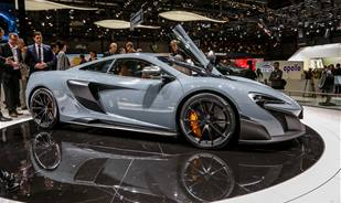 The 2016 McLaren 675LT on a race track, you can't miss this Video