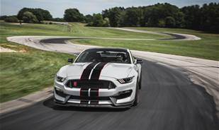 Here it is, check the 2016 Ford Mustang Shelby GT350