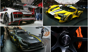 the Hottest Cars of  2015