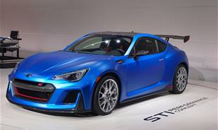 Meet the 2016 Subaru BRZ, the new blue-themed limited edition