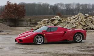 Must watch the Ferrari ENZO WRC