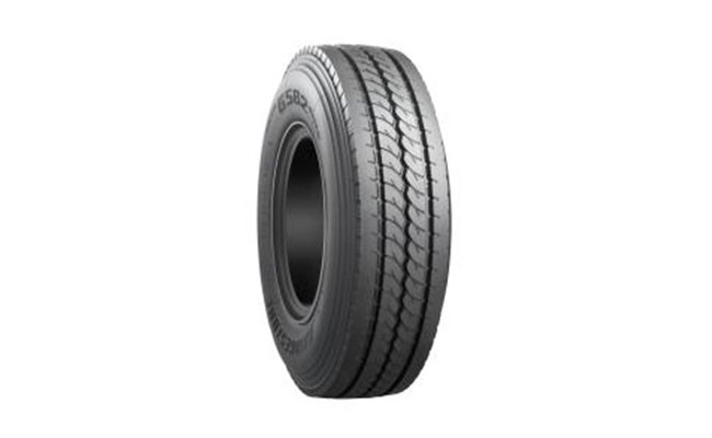 Bridgestone Middle East and Africa launches 325/95 R24 G582 premium tubeless tyre for trucks and buses