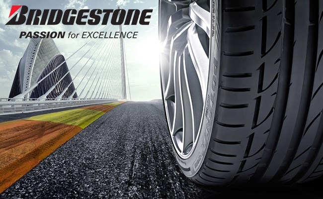 A passion for excellence: Bridgestone Tires