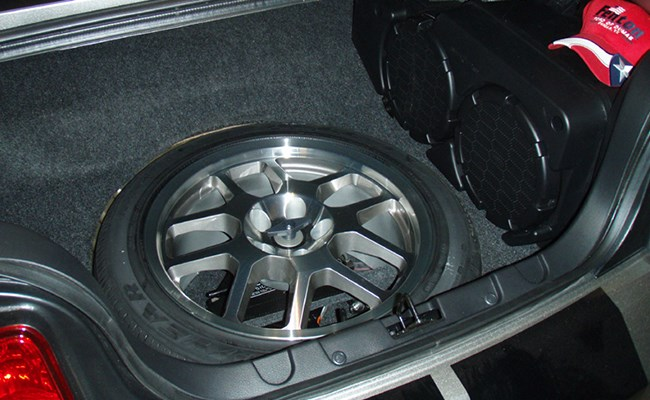 What is the importance of the spare tire for your vehicle?