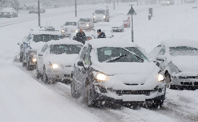 Snow driving is often dangerous, How to Drive in the Snow?
