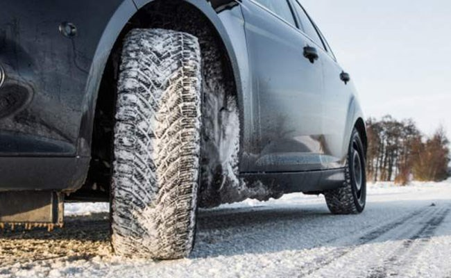 When should I take off my winter tires in Lebanon?