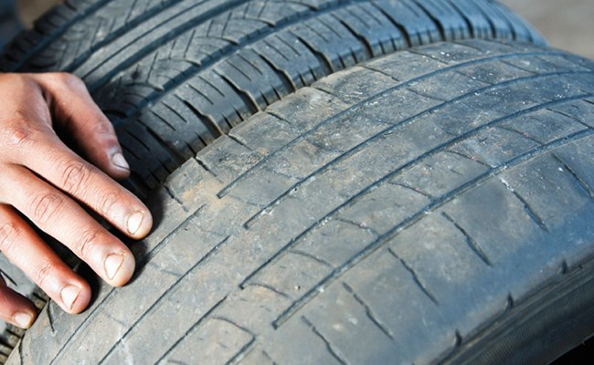 How often should tires in Lebanon be replaced?