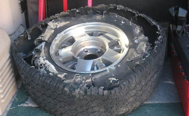 How to protect your tires from dry rot in Lebanon?