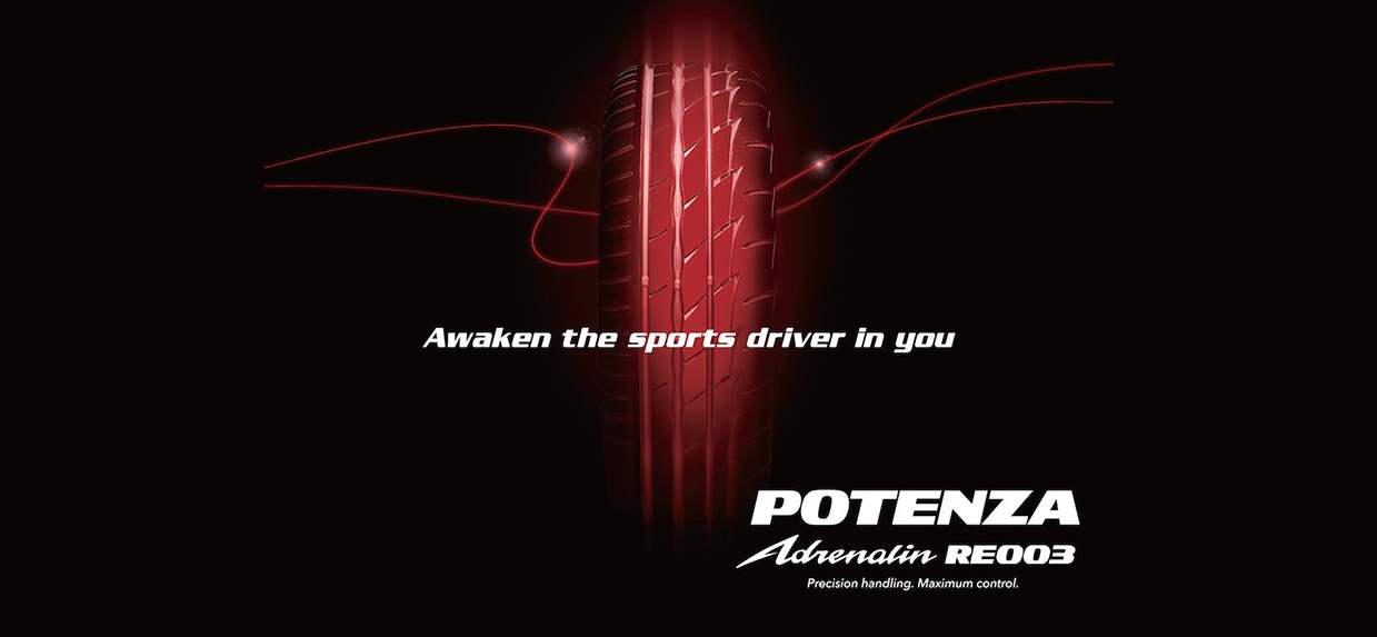 Potenza RE003: Precision Handling and Maximum Control