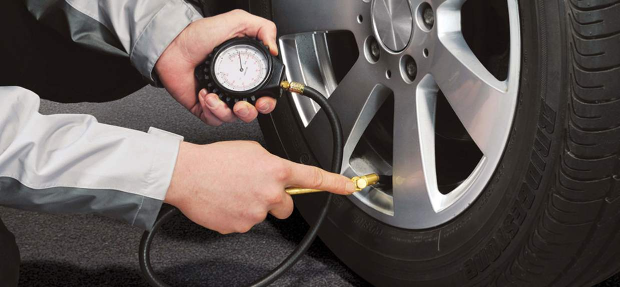The Importance Of Correct Tyre Pressures