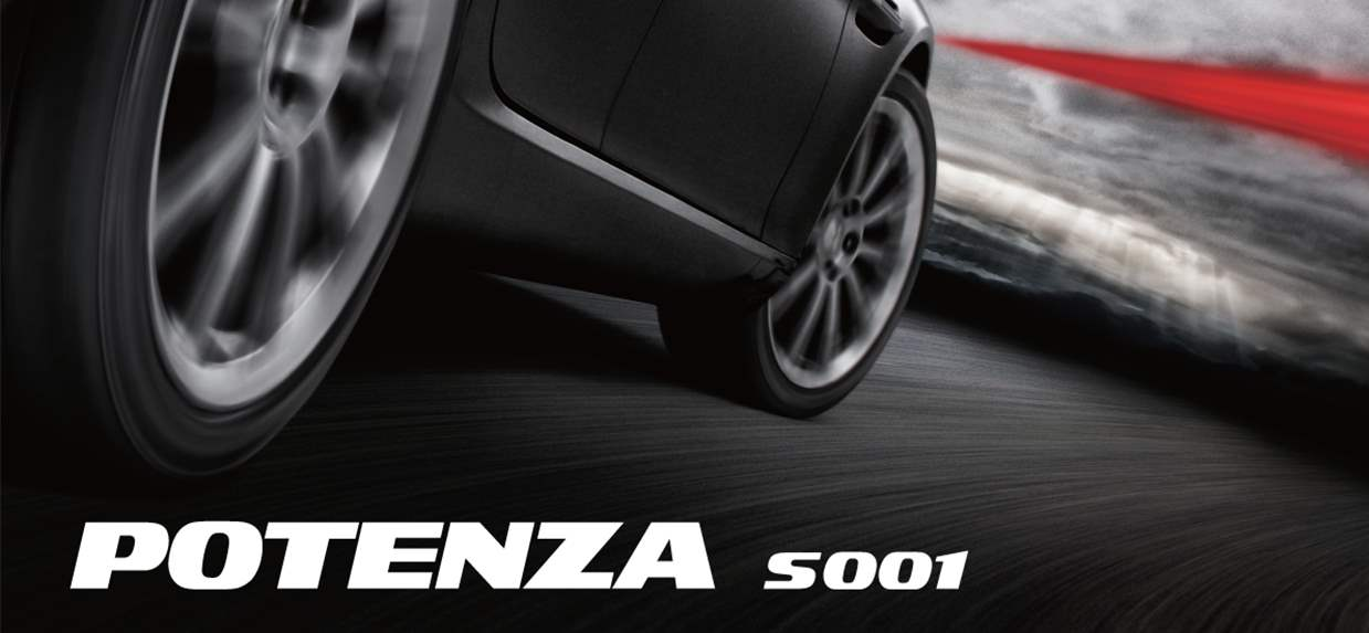 Potenza S001: Driven to Perfection